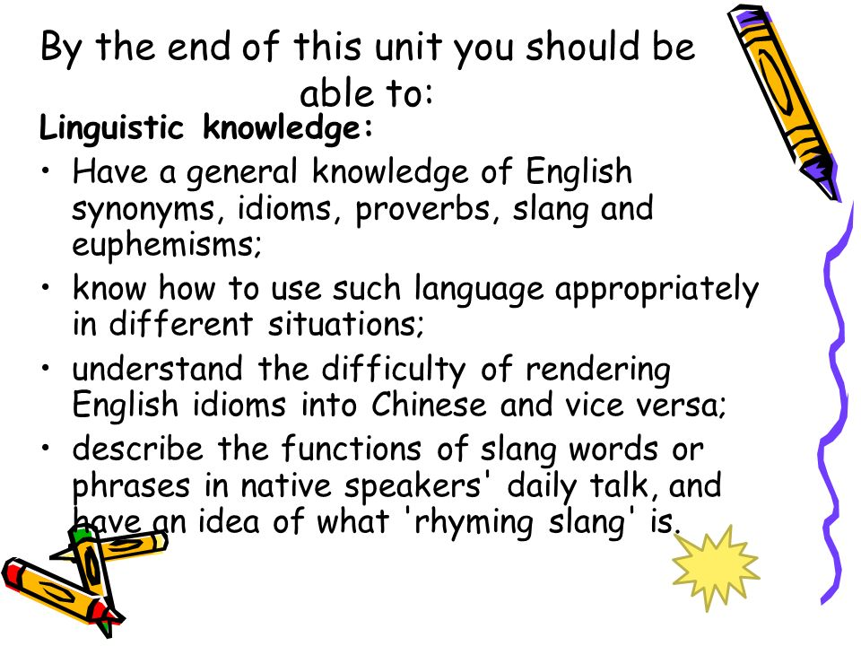 Unit 7 In Other Words Joseph Gong  - ppt download