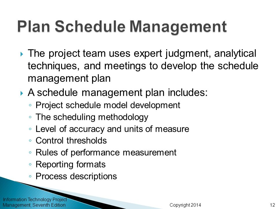 Chapter 6 Project Time Management Ppt Download