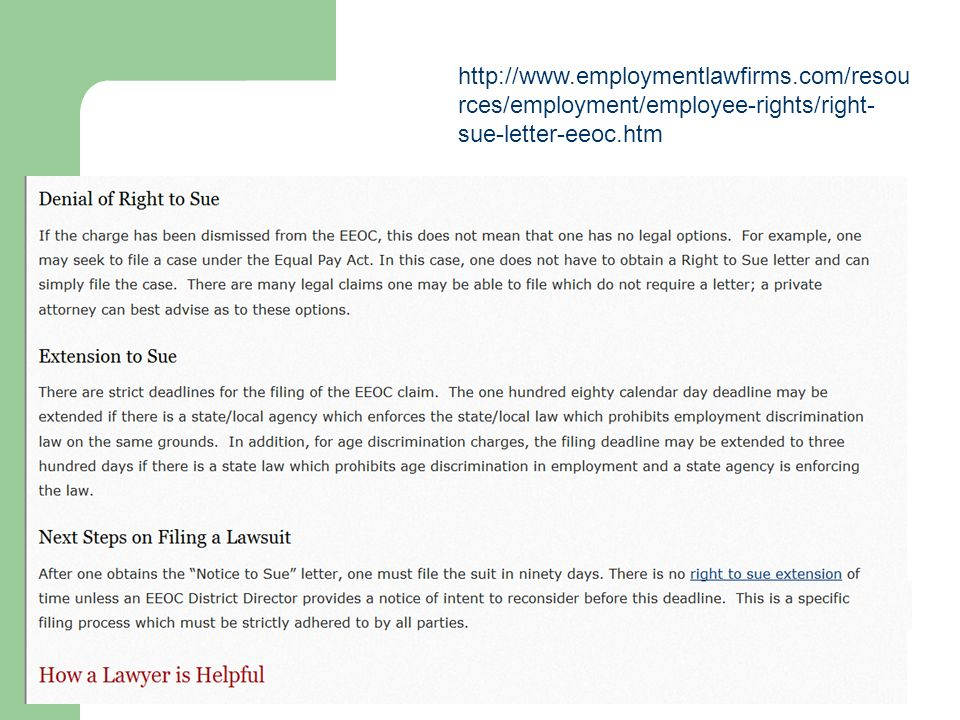eeoc right to sue letter eeoc right to sue letter eeoc right to sue letter eeoc 20499