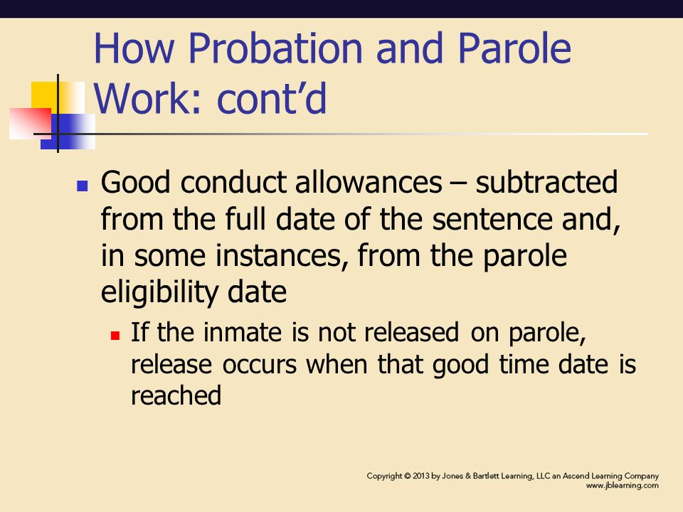 Part II Constitutional Law of Corrections - ppt download