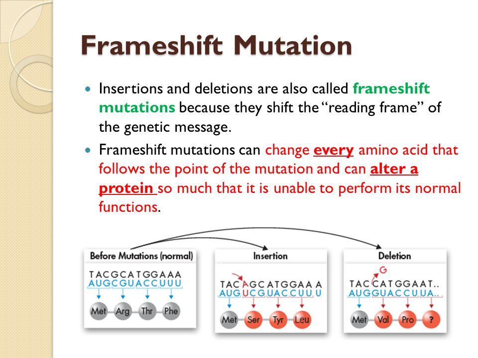 Human Genetics Section 13.3: Mutations Section 14.1: Human ...