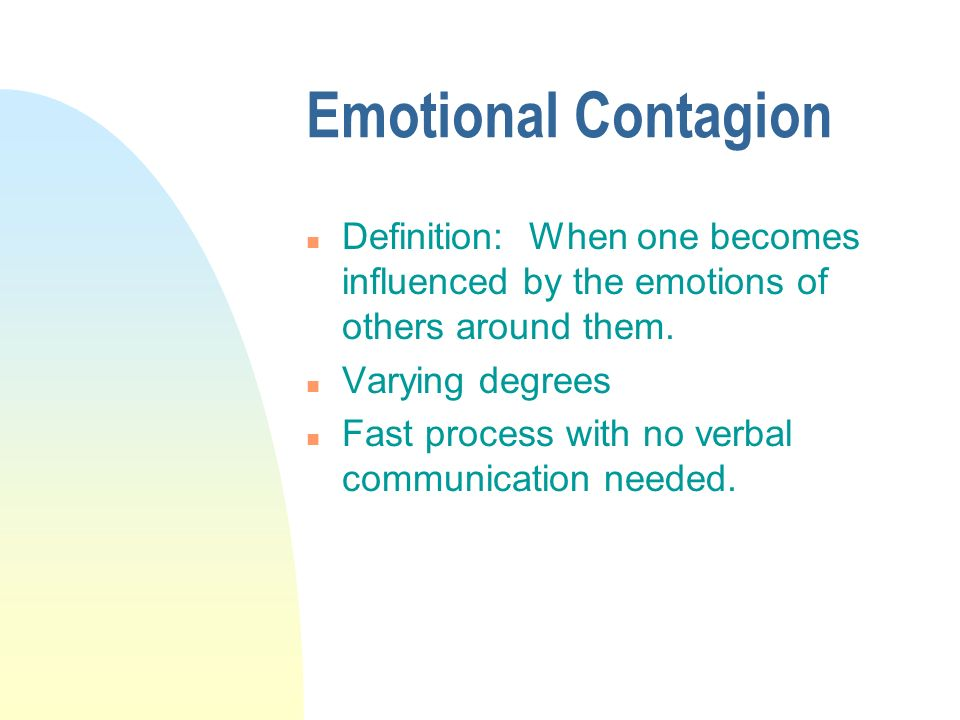 What Are Emotions Made Up Of Four Components Physiological Feelings Ppt Video Online Download