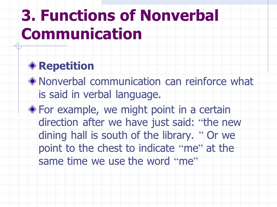 cultural differences in nonverbal communication Top 8 differences in nonverbal communication across cultures forget the 7% rule by albert mehrabian (ucla) claiming that 93% of communication is nonverbal (55% attributed to body language and 38% attributed to tone/music of voice.
