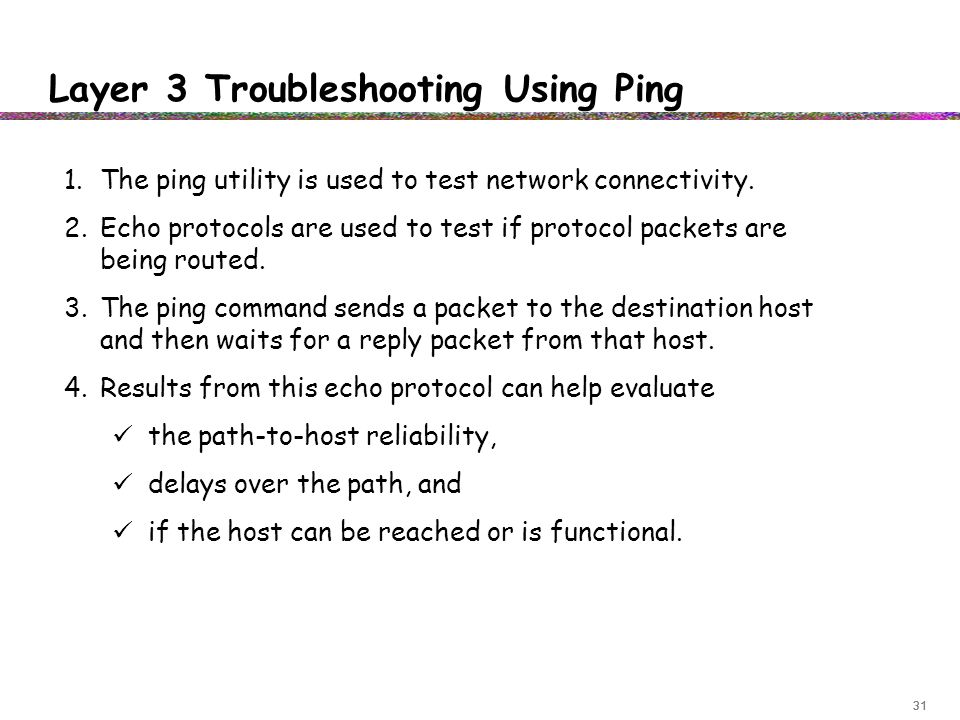 Basic Router Troubleshooting - ppt video online download
