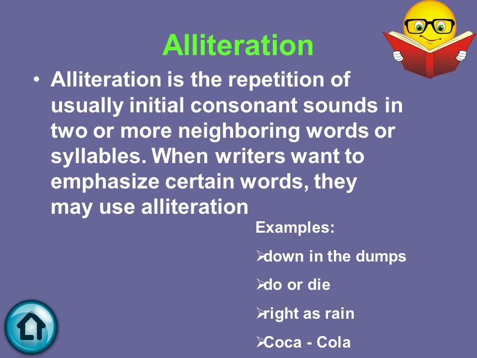 Poetic Devices Onomatopoeia Alliteration Simile Metaphor Ppt Video