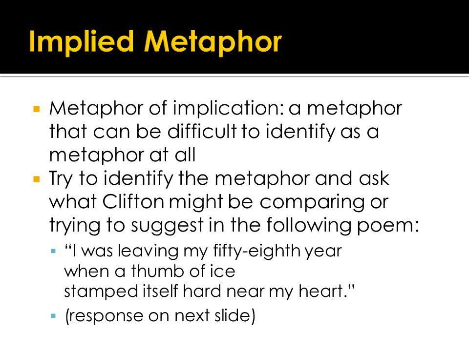 Make It Strange And New Figurative Language And Metaphor Ppt