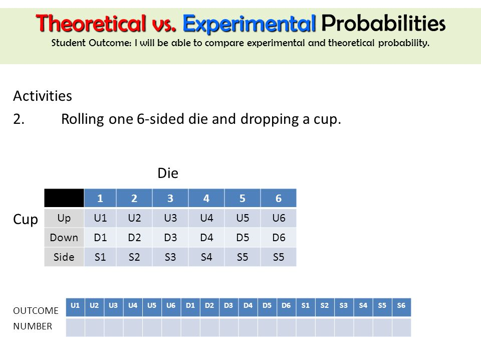 Unit 5 Probability  - ppt video online download