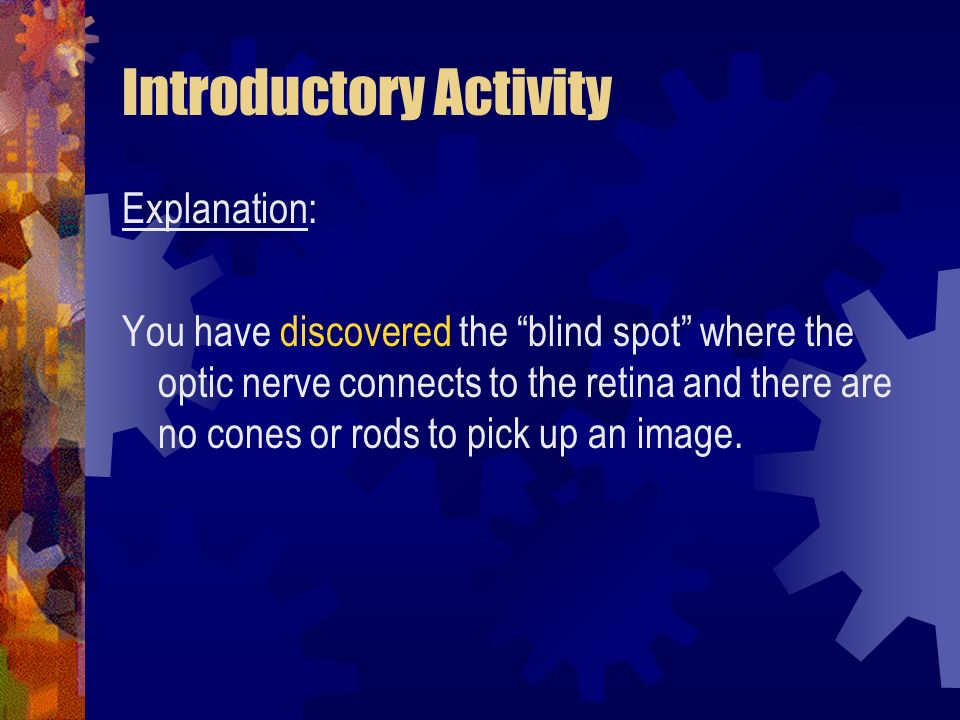 Introductory Activity