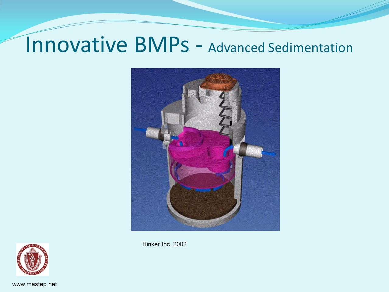 Innovative BMPs - Advanced Sedimentation