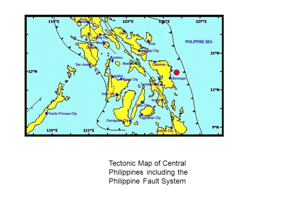 Philippine Tectonics Ppt Video Online Download