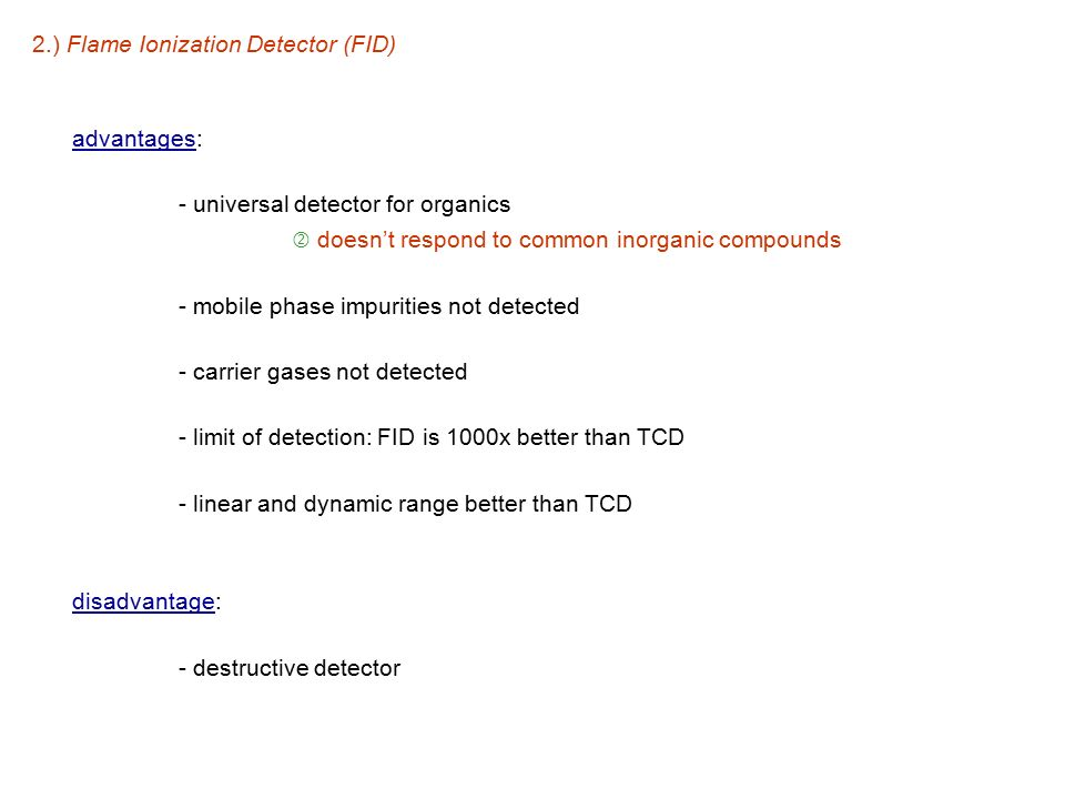 Gas Chromatography A ) Introduction: B ) Equipment: - ppt