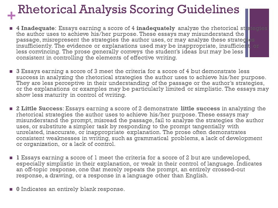 HD Image Of Rhetorical Analysis Analyze This Ppt Download