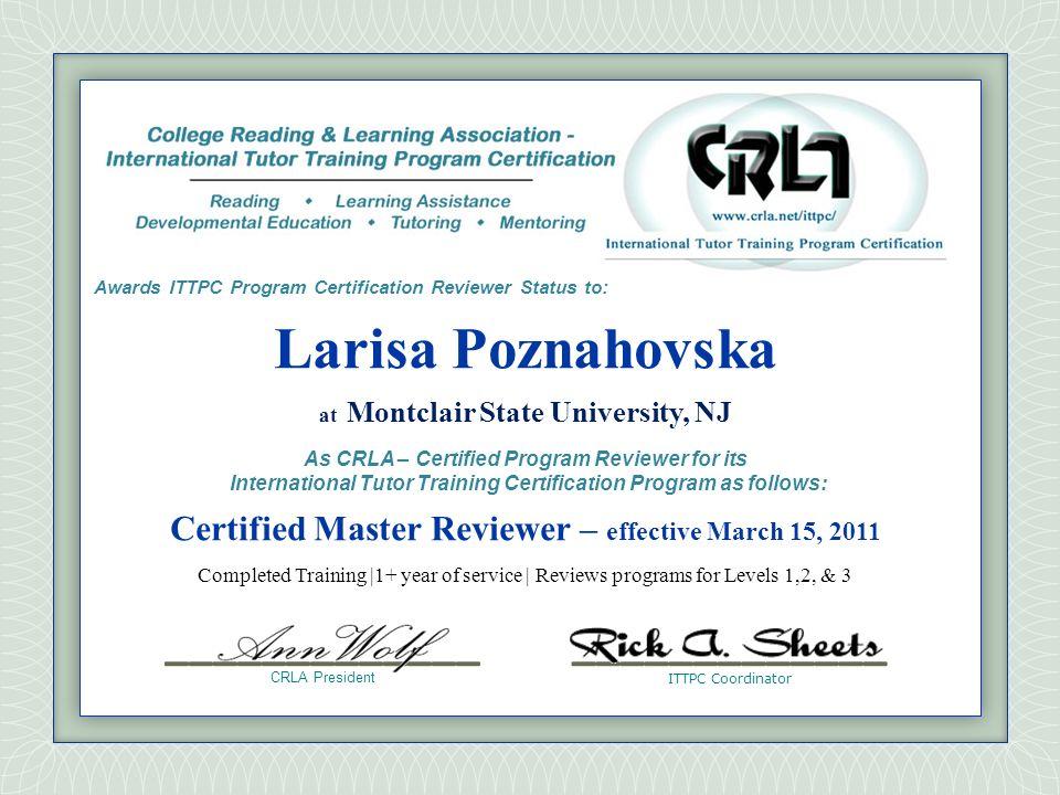 Certified Silver Master Reviewer, December ppt video online download