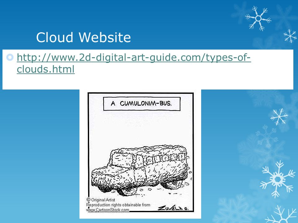 Cloud Website   clouds.html