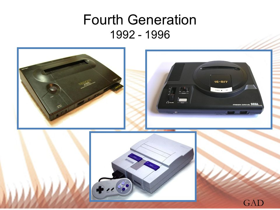 Unit 1 History of the Game Console Time Line - ppt download