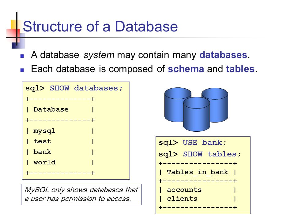 Database Access using SQL - ppt video online download