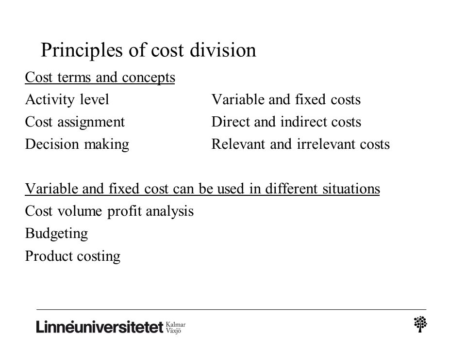 managing fixed and variable costs in a business essay The variable cost per unit is $26 and total fixed costs are $5,000 required prepare a contribution margin income statement and calculate operating leverage 2.