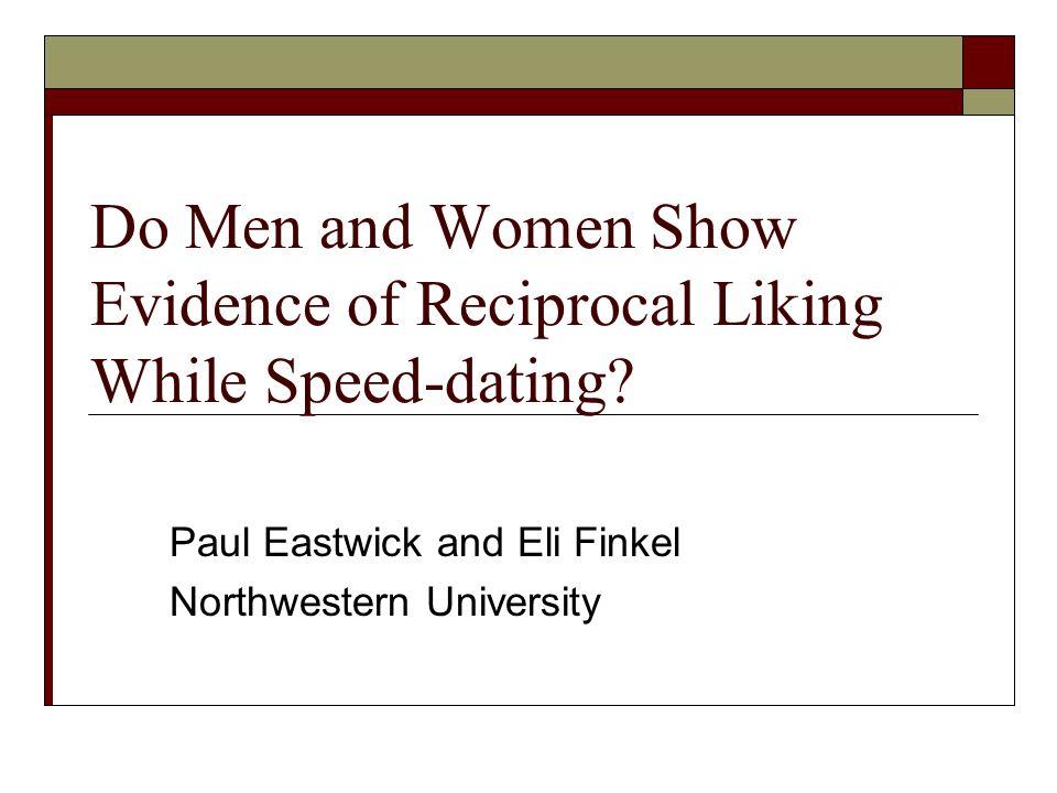 Finkel ja Eastwick nopeus dating Avery ja Johnny reaalimaailman dating
