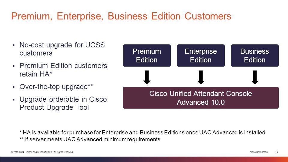 Cisco unified attendant console standard version 11. 0 (cuac11x.