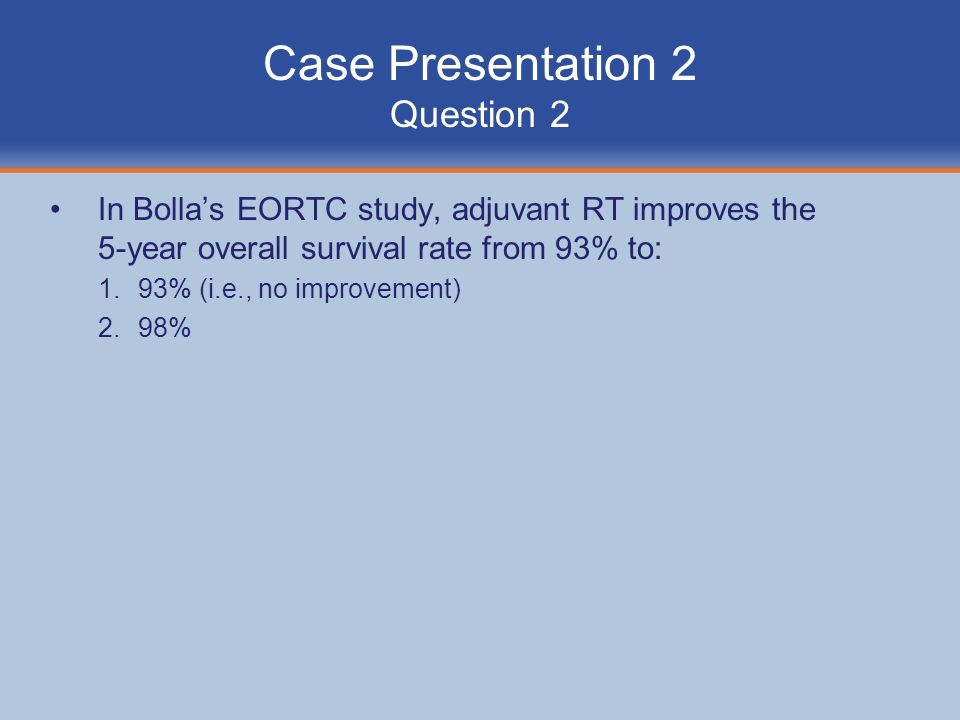 Case Presentation 2 Question 2