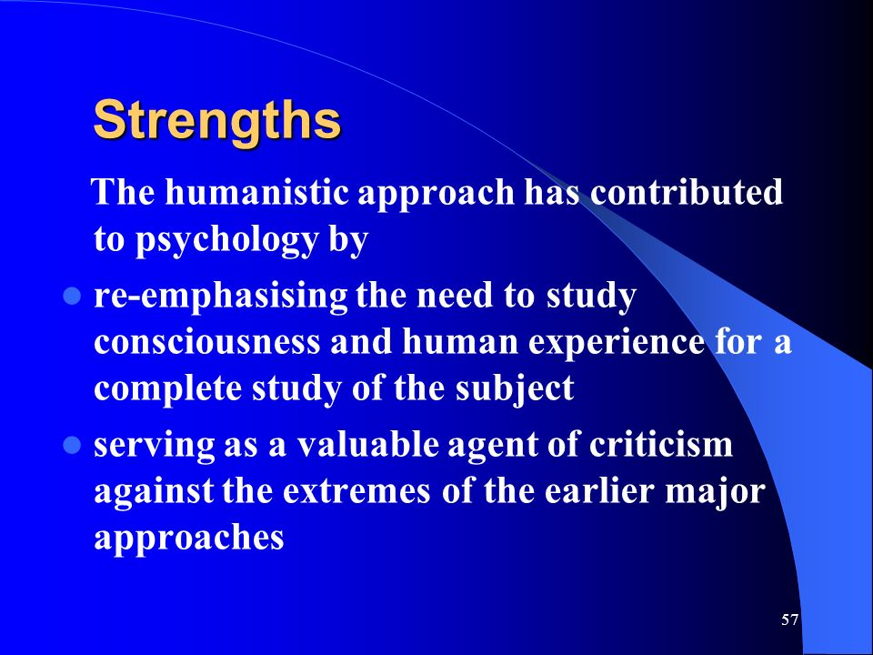 strengths and weakness of fritz perlis gestalt therapy A major tenet of reality therapy is its focus on consciousness: human beings operate on a conscious level they are not driven by unconscious forces or instincts a second belief about human nature is that there is a health/growth force within everyone which is.