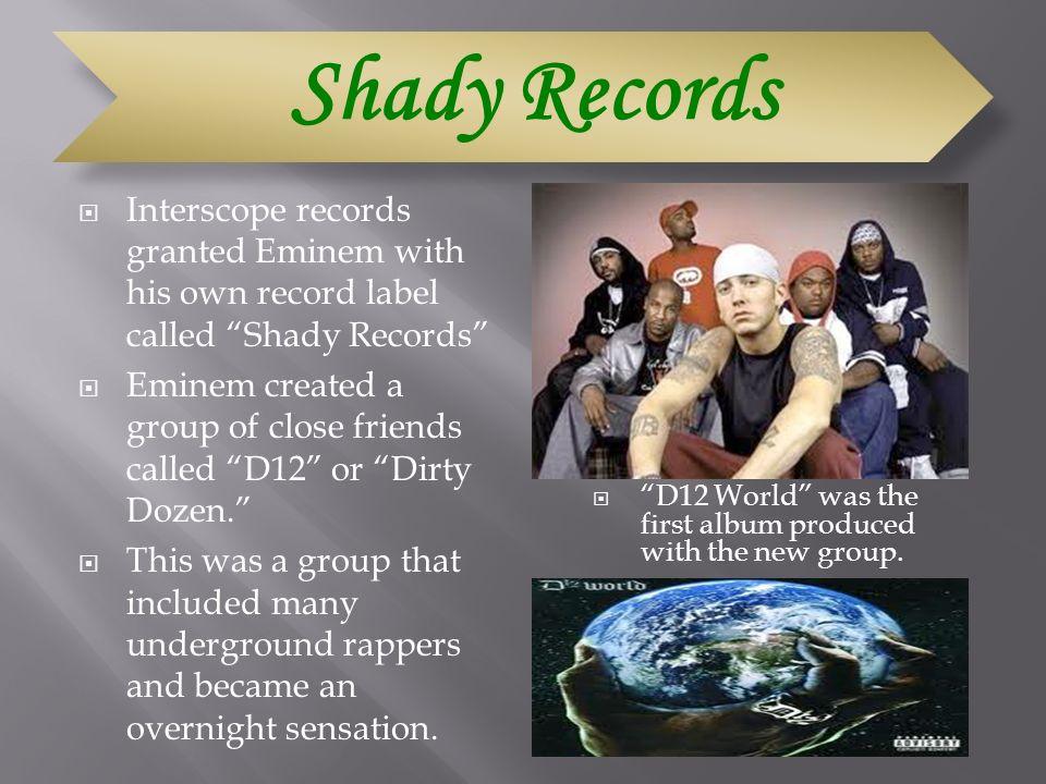 Marshall Bruce Mathers III Eminem - ppt download