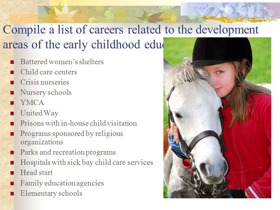 you: working with young children - ppt download