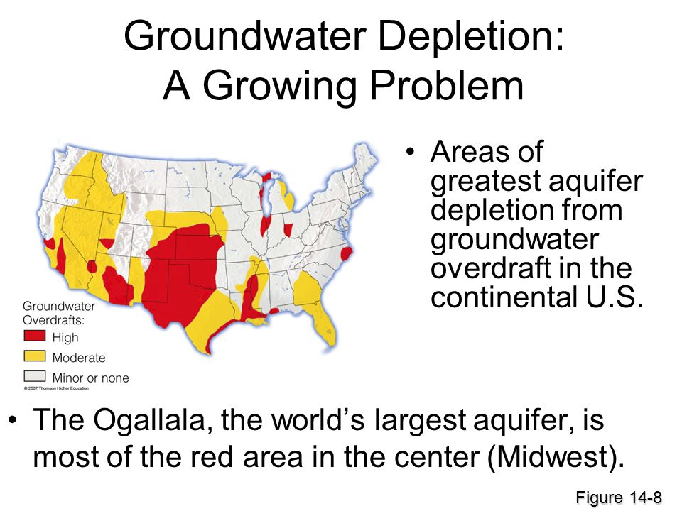 aquifer depletion 2 India's first aquifer atlas points to a sharp decline in groundwater levels in several parts of delhi, west uttar pradesh, haryana and rajasthan the atlas, compiled by the central ground water.
