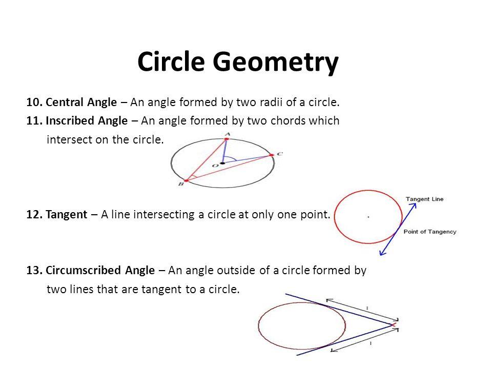 Circle Geometry. - ppt download