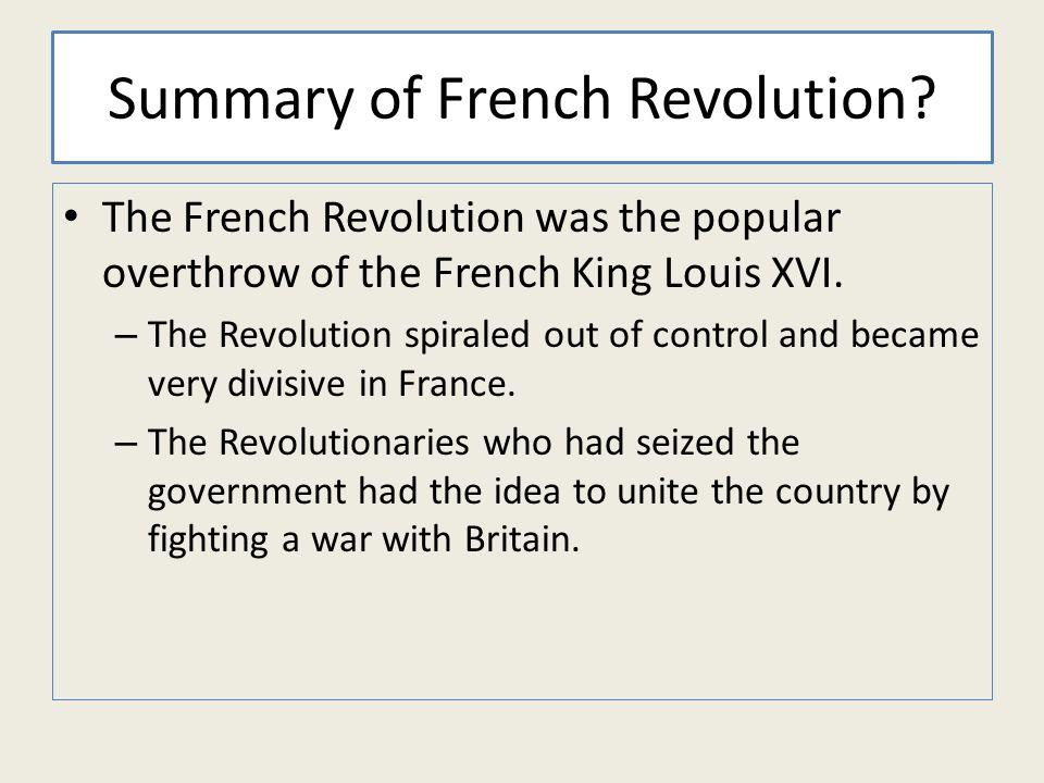 french revolution summary - 960×720