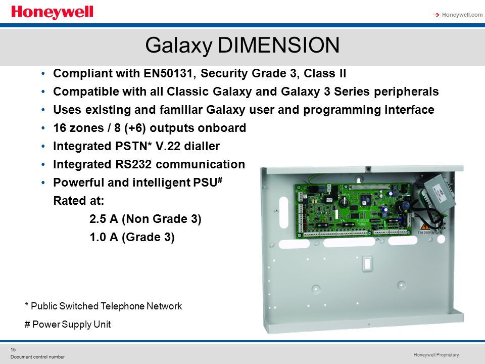 an introduction to the galaxy dimension range of control panels rh slideplayer com Home Alarm System Wiring Diagram Viper Car Alarm Wiring Diagram