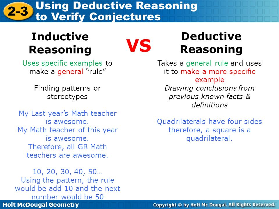 what is deductive research A problem of deductive research is the biased imposed on people as one is more likely to see what they want to see in order the prove their theory and fail to see other circumstances which could.