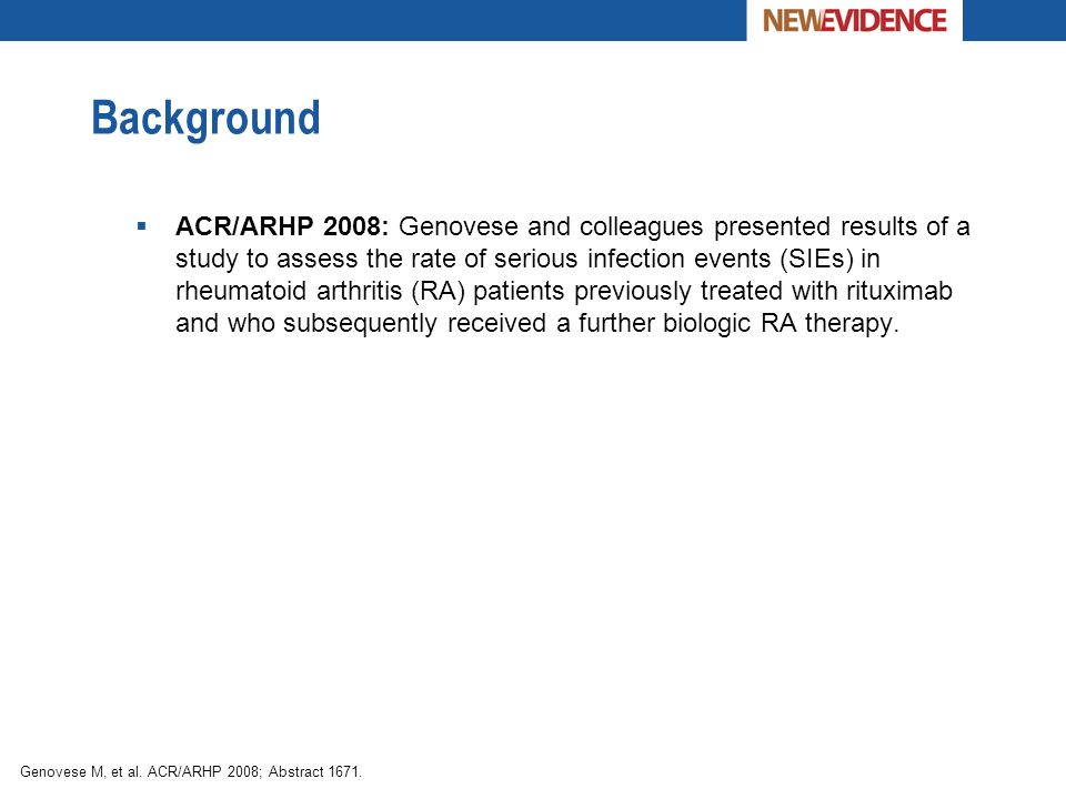 Update: Rheumatoid Arthritis - ppt download