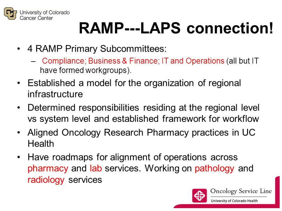 System Director, Oncology Service Line - ppt video online