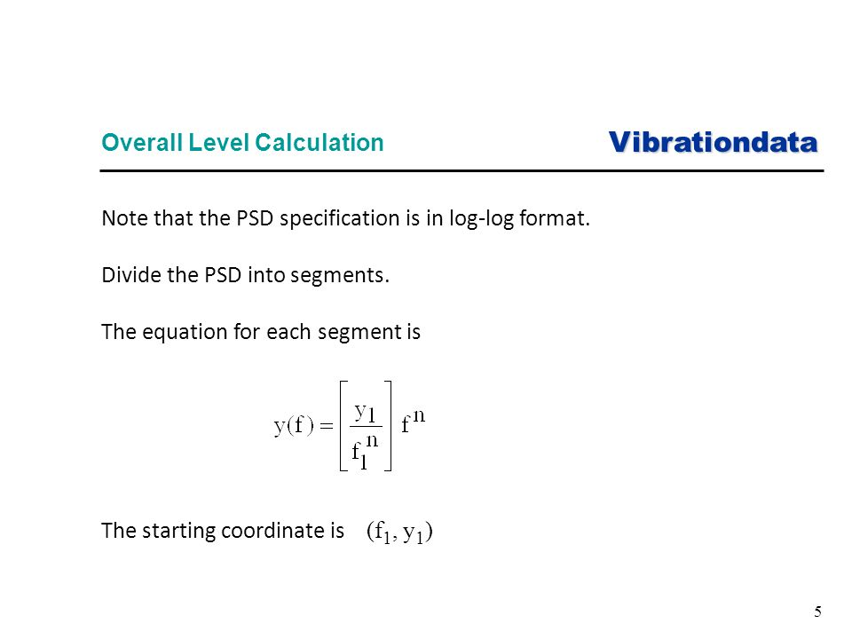 Power Spectral Density Function - ppt download
