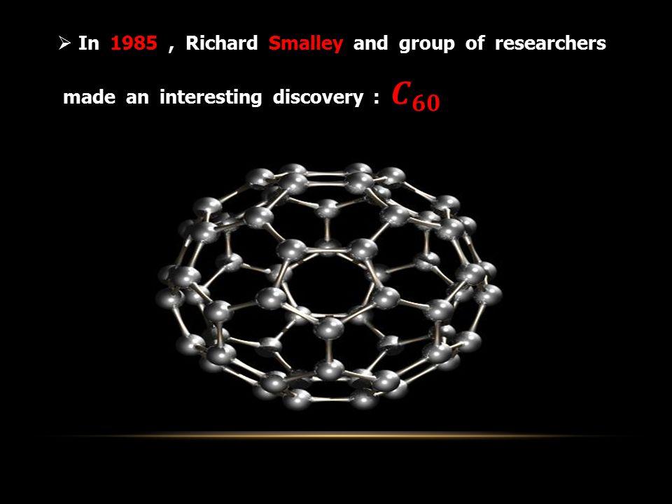 Nanotubes In The Name ...