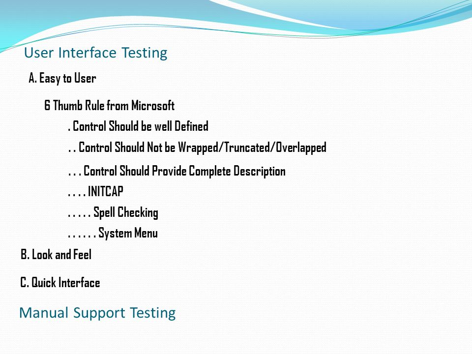 Quality Assurance Functional & Automation Testing - ppt