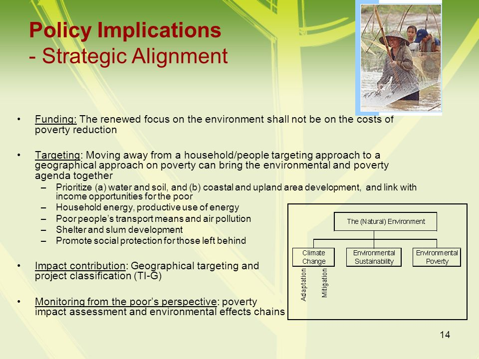 Policy Implications - Strategic Alignment