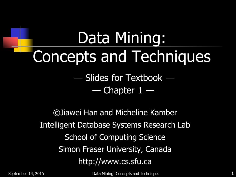 Data Mining Jiawei Han Ebook