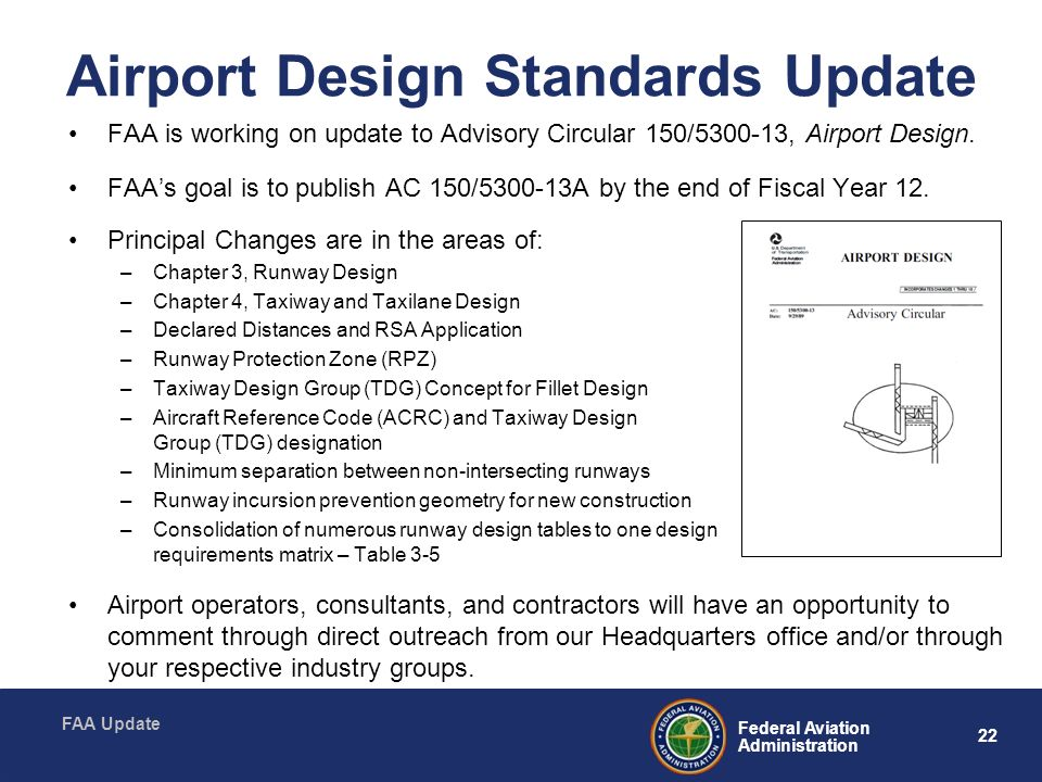 FAA Update Airports Program - ppt download
