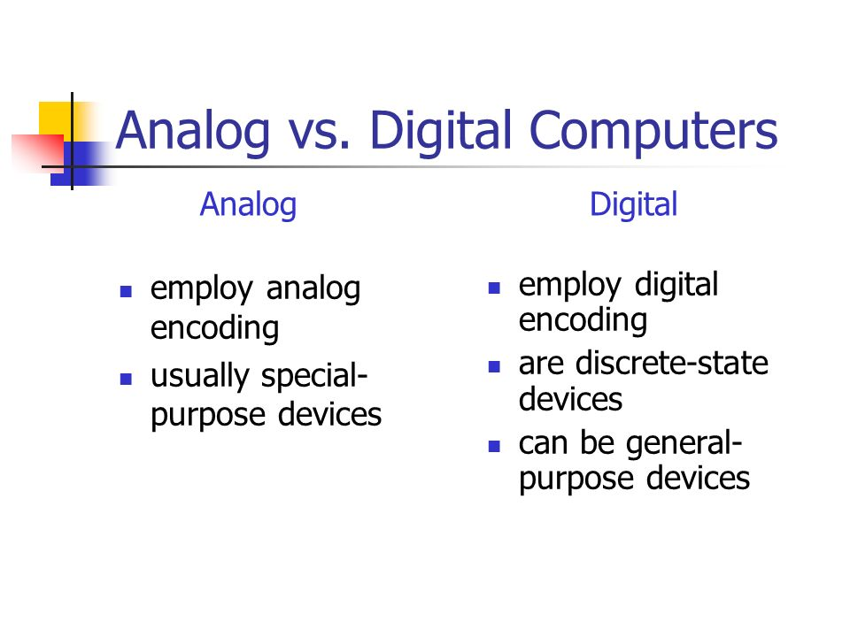 History of Digital Computers - ppt download