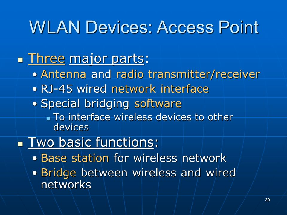 CWNA Guide to Wireless LANs, Second Edition - ppt download
