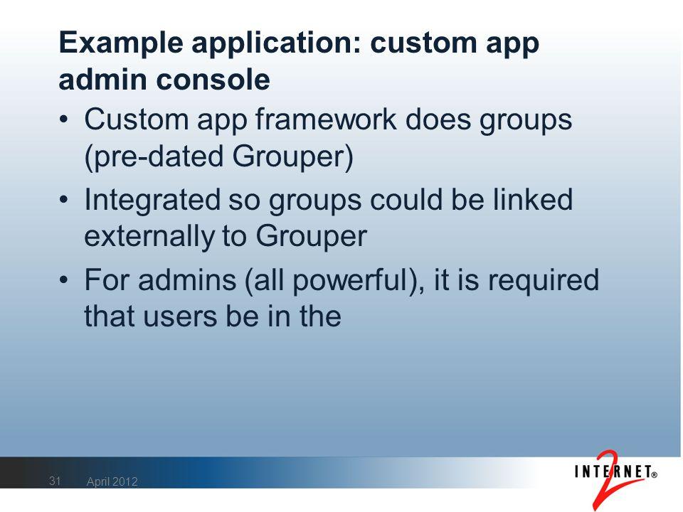 grouper app