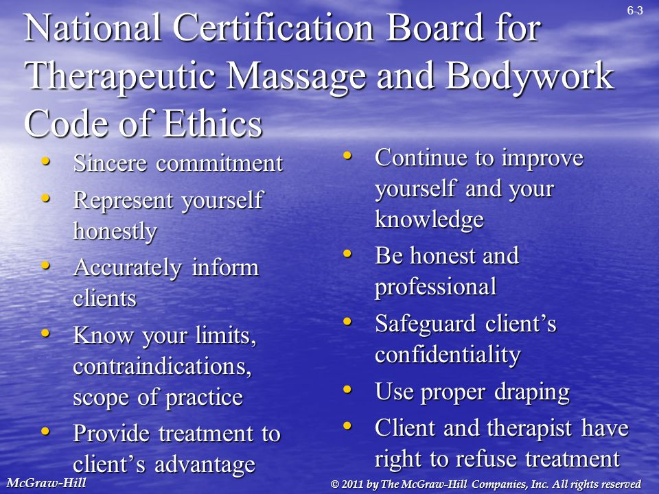 Massage Therapy Review Passing The Ncetmb Ncetm And Mblex Ppt