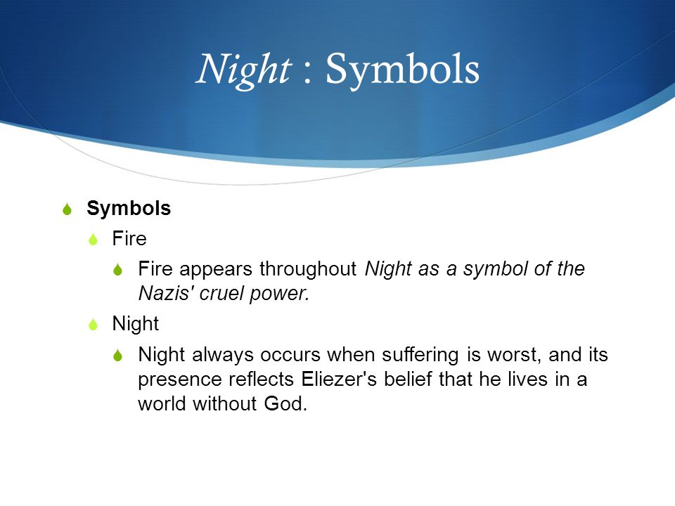 Night Elie Wiesel Ppt Video Online Download