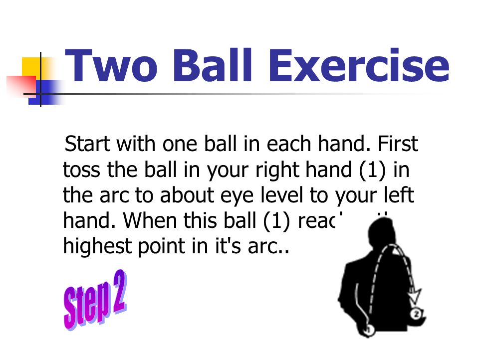 Two Ball Exercise