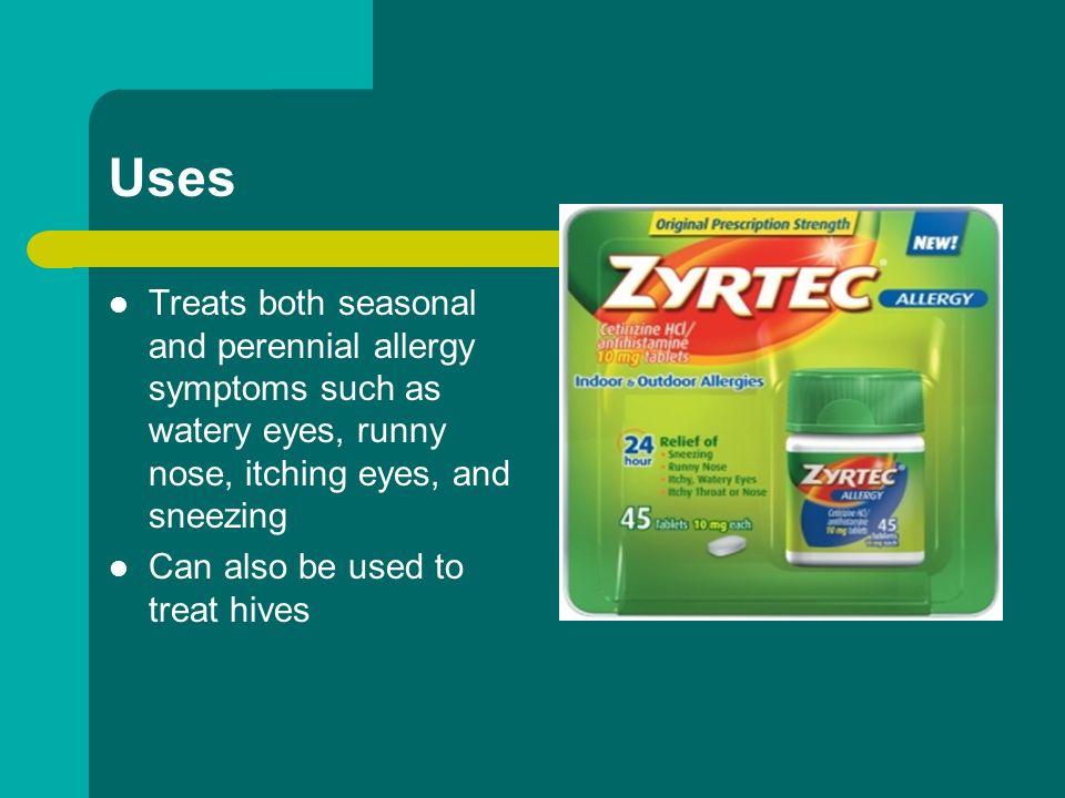 Zyrtec (Cetirizine) Jack Cole  - ppt video online download