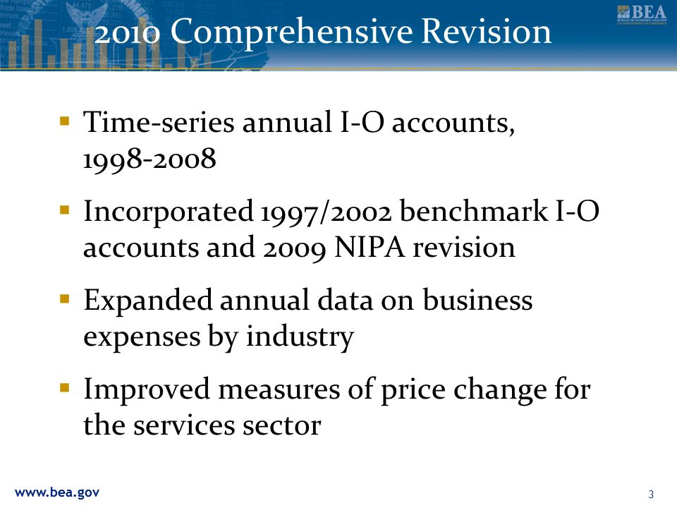 2010 Comprehensive Revision