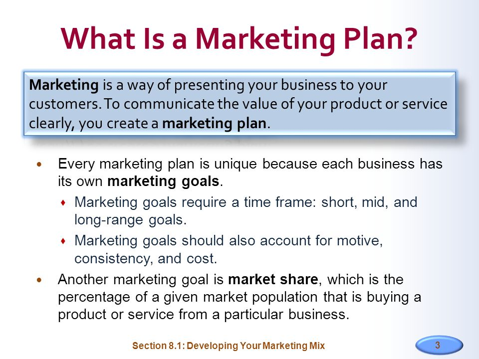 What Is a Marketing Plan
