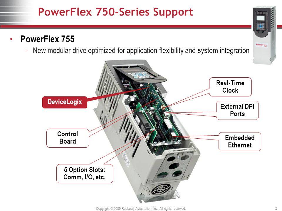 powerflex 755 devicelogix